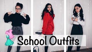 School Outfit inspiration lookbook /MissNici