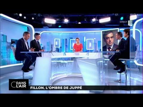 Fillon, l'ombre de Juppé #cdanslair 02-03-2017