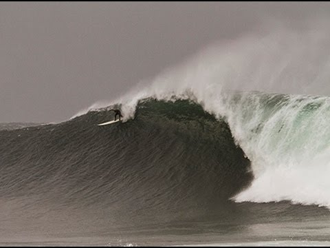 Mark Visser Surf Travel Diaries - Tassie Storm