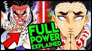 How Strong is the Strongest Pillar Gyomei Himejima? (Demon S...