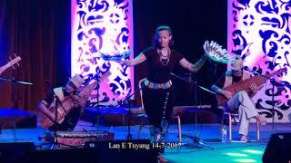 Lan E Tuyang - Sampe Leto (Live at Rainforest World Music Festival 2017)