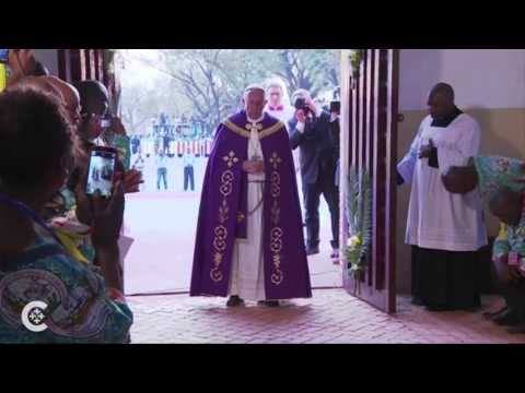 Pope Francis concludes Africa trip