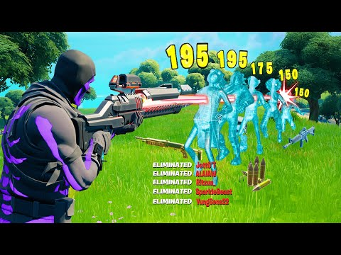 the new sniper is INSANE!