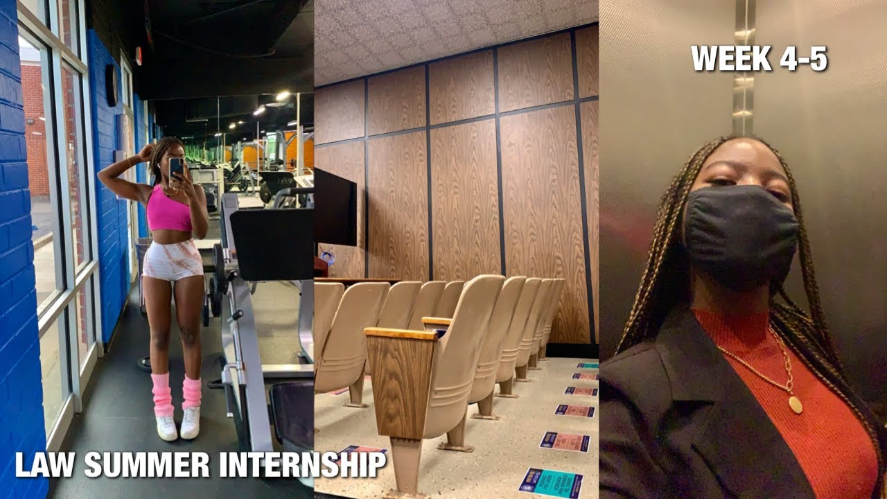 LAW INTERNSHIP VLOG:rave in the desert, emotional day in court + offer from dream NYC law firm!!!