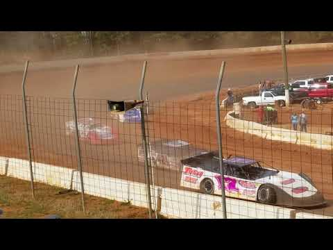 Super Late Model Heat Race at Cherokee Speedway Gaffney, SC March 3rd 2019