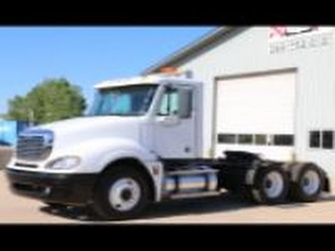 2005 Freightliner Columbia Day Cab | 131 Truck Sales