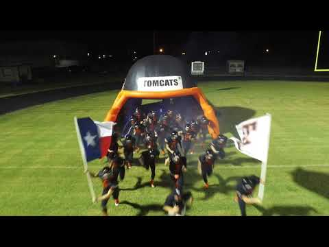 2018 Tom Bean Football Promo - Tom Bean Tomcats