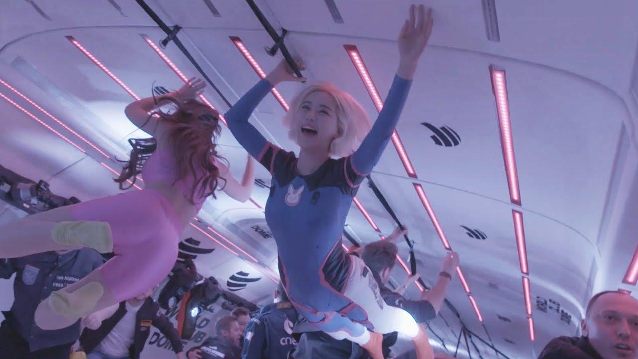 [DJ SODA] World Club Dome Zero Gravity 무중력 체험