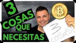 Como INVERTIR en Bitcoin de Forma SEGURA!✅