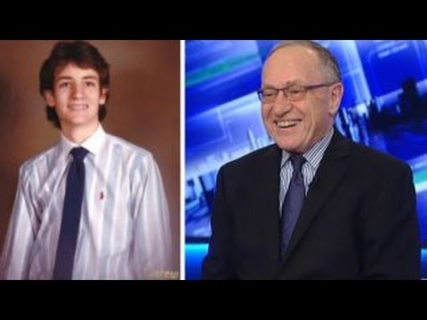 Alan Dershowitz on teaching Ted Cruz at Harvard Law School