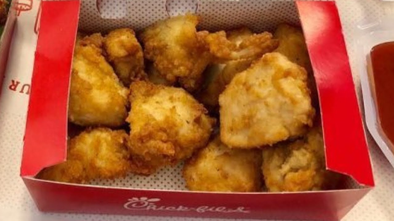 Why There's a Hole in the Chick-Fil-a Nugget Box