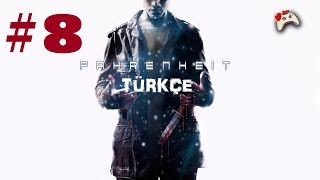 Fahrenheit: Indigo Prophecy #8 Kilise (1080p) Türkçe