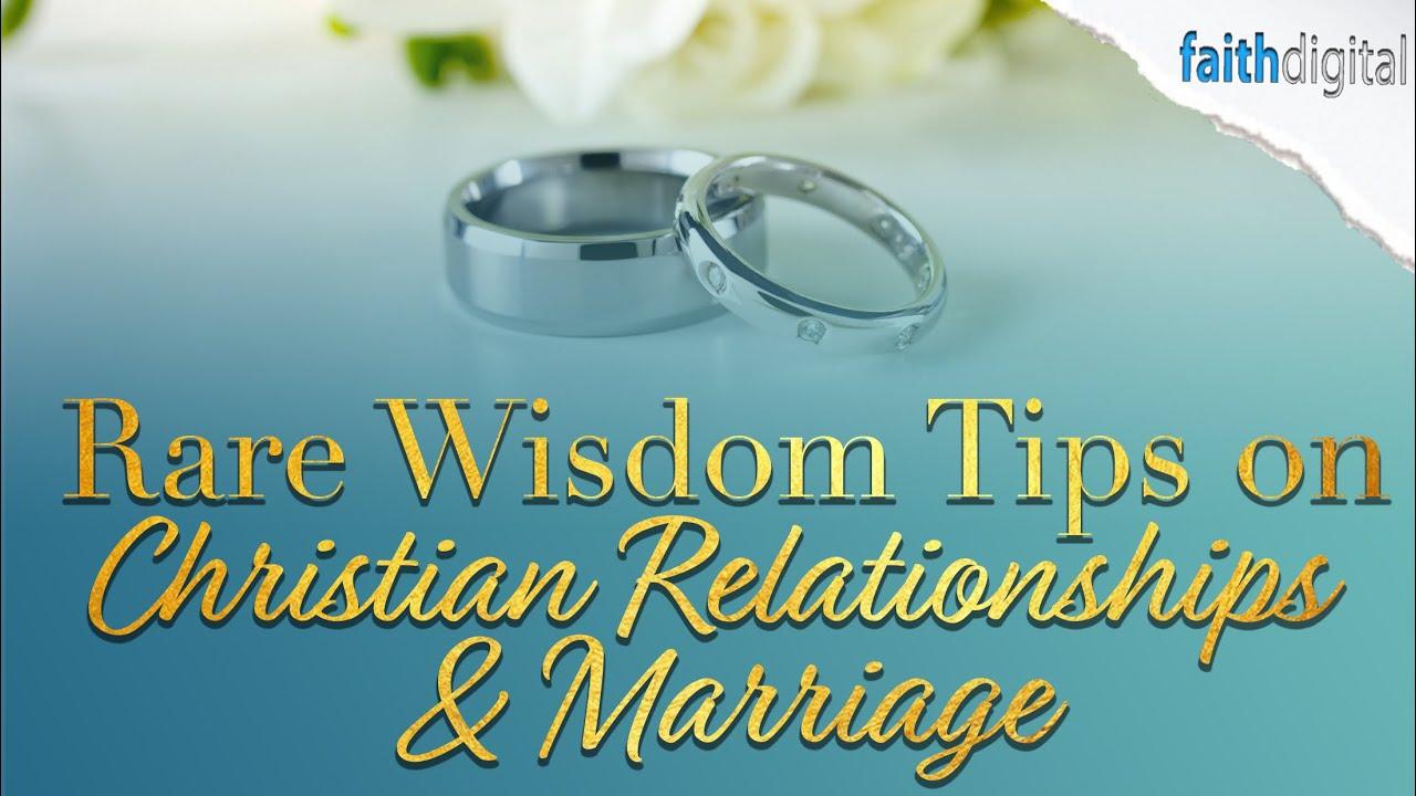 Rare Wisdom Tips On Christian Relationships Marriage Dag Heward Mills Youtube
