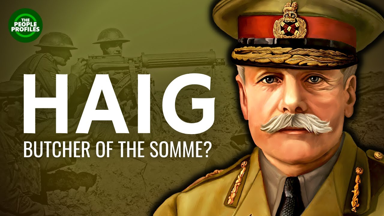 Download Douglas Haig - Butcher of the Somme? Documentary