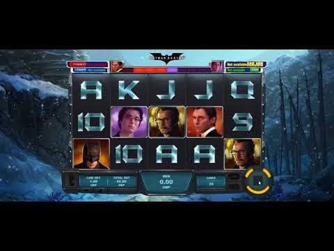 Batman Begins (Playtech)