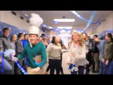 Mancelona High School Holiday Lip Dub