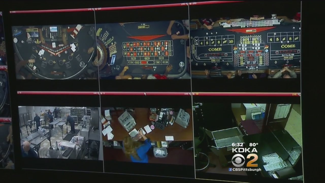 Meadows Casino Completes $2.8 Million Security Update