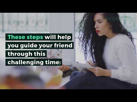 HOW TO HELP A FRIEND STRUGGLING WITH ALCOHOL ABUSE