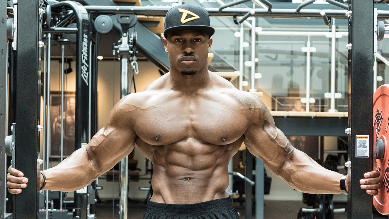 Simeon Panda - I Am Dedicated (Bodybuilding Motivation