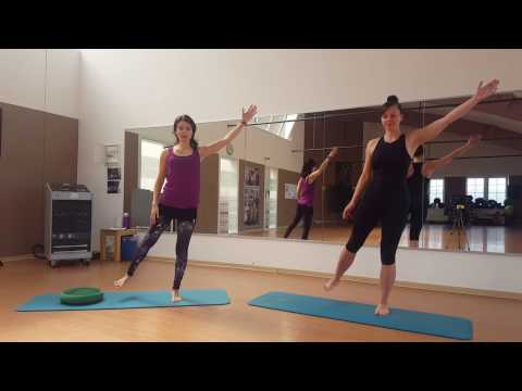 Pilates strong core flexible training videó letöltés
