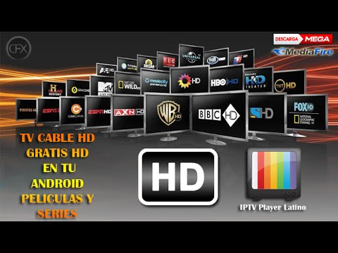 VER TV CABLE EN VIVO IPTV Player Latino GRATIS EN TU ANDROID GRATIS 2016