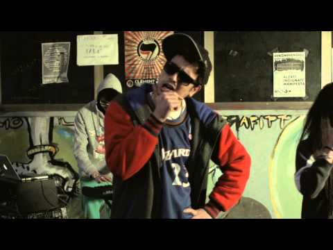 "Freak 47 feat Ksina ""Sfondo La Cassa"" Prod. Pate"