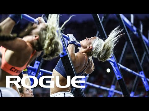 Rogue Iron Game - Ep. 12 / Mary - Individual Women Event 5 - 2019 Reebok CrossFit Games
