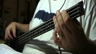 Golden Earring Radar Love Bass Cover