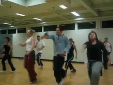 Tari Mannello Hip-Hop Dance Choreography to Nina Sky 2002