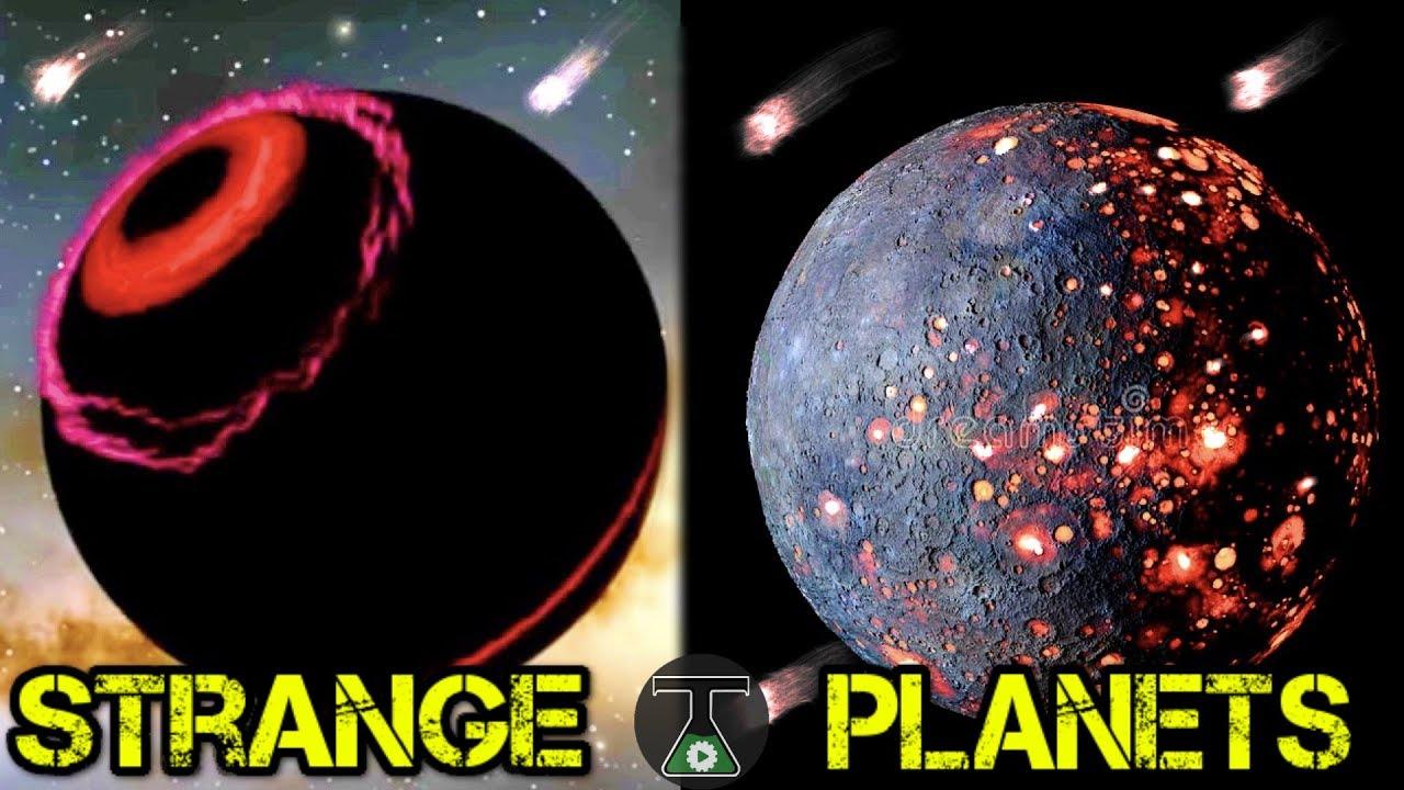 10 STRANGEST PLANETS | अंतरिक्ष के सबसे अजीब ग्रह