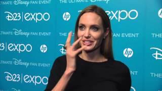 D23  Angelina Jolie Maleficent HD