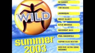 WILD FM VOLUME 18 - KCB feat ULTRA SONIC MEGAMIX (WILD SUMMER 2003)