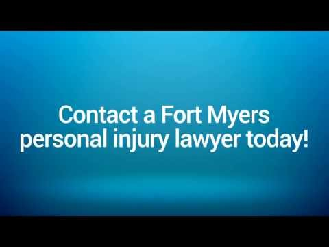 Fort Myers FL Personal Injury Lawyer | Auto Accident Attorney