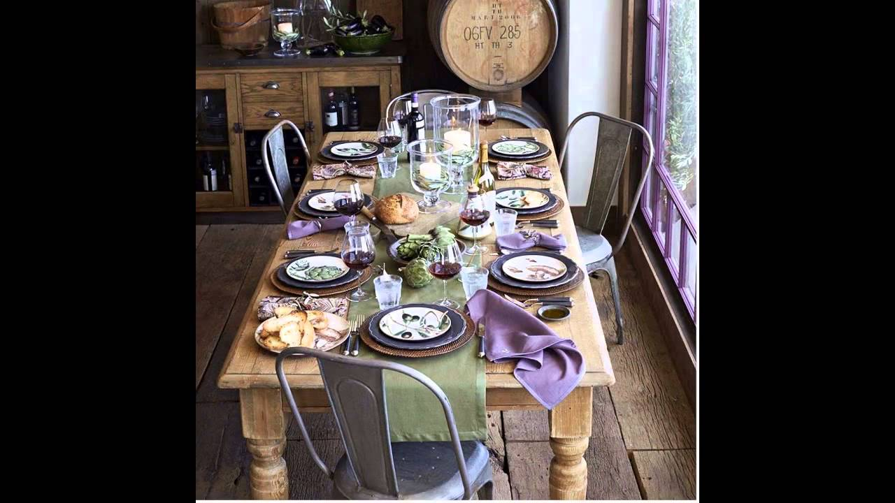 fall dinner party menu decorating ideas youtube. Black Bedroom Furniture Sets. Home Design Ideas