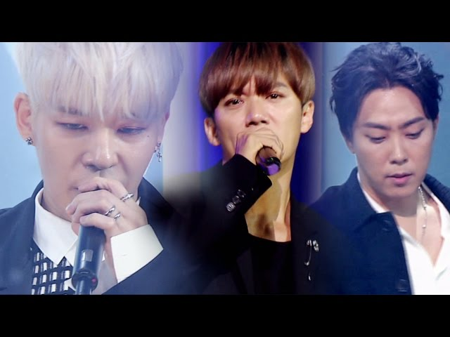?Comeback Special? SECHSKIES (????) - BE WELL (??? ??) @???? Inkigayo 20170430