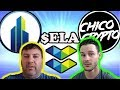 $ELA Chat W/ Blue Collar: TOP 10, Trillion $$$$, CR100 and More! Elastos News