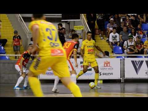Catarinense - Blumenau Futsal 4x4 Jaraguá