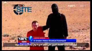 Pemerintah Inggris Kecam Aksi Sadis ISIS - NET5
