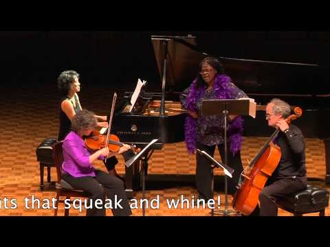 Songs of the Viola - III. Heartbeat of the Universe – captioned