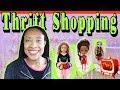 THRIFT SHOPPING - Beatrix Girls, Global Friends and Monster High Dolls