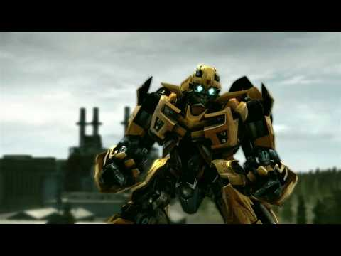 Transformers Revenge of the Fallen The Video Game - Multiplayer Trailer HD