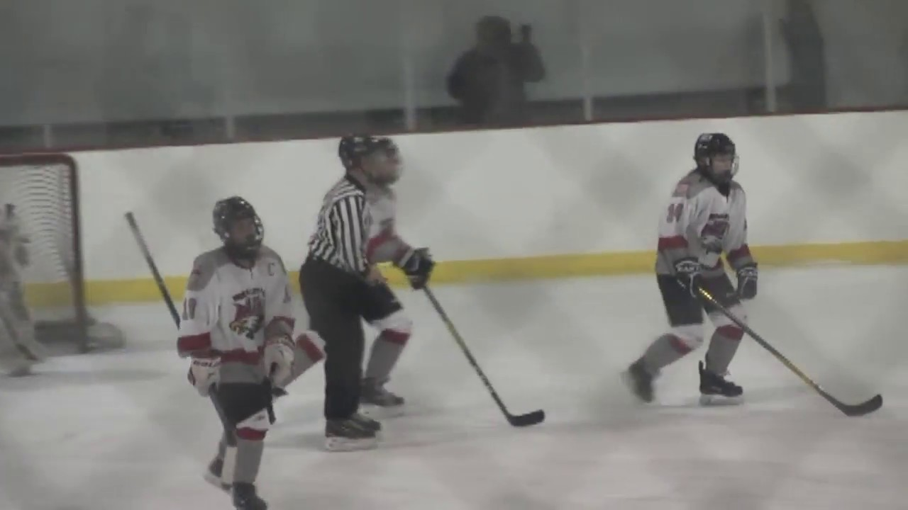 Beekmantown - SLP Girls Hockey  1-8-18