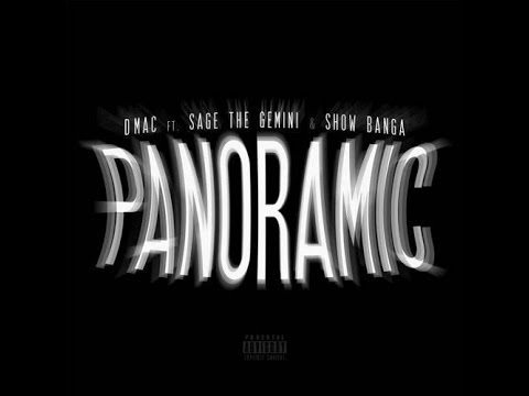 Dmac - Panoramic ft. Sage The Gemini & Show Banga (Official Behind The Scenes)