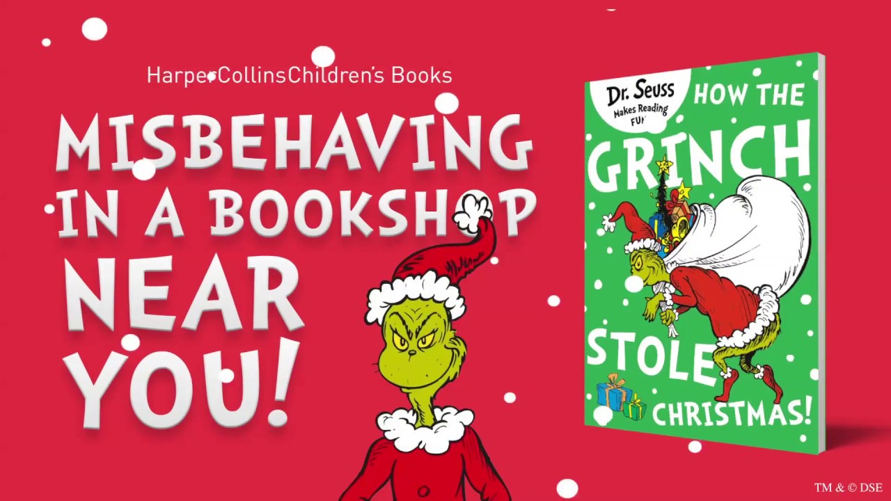 How The Grinch Stole Christmas Book Illustrations.How The Grinch Stole Christmas Dr Seuss Classic Children S Book