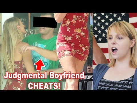 Judgmental Boyfriend Shames Girlfriend, then Cheats! | To Catch a Cheater