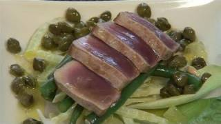 How To Do Tuna Salad With Lemon And Caper Dressing