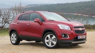 Chevrolet Trax: Kleiner Ami mit großen Plänen - Test & Fahrbericht