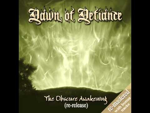 Dawn of Defiance - The Obscure Awakening (Re-Release) - 2009 - Social Slavery
