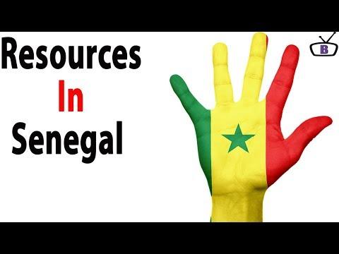 Major Natural Resources In Senegal