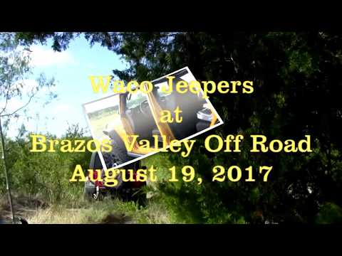 Waco Jeepers at Brazos Valley Off Road Ranch